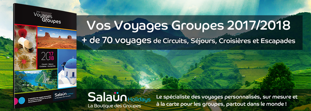 Vos Voyages Groupes 2017